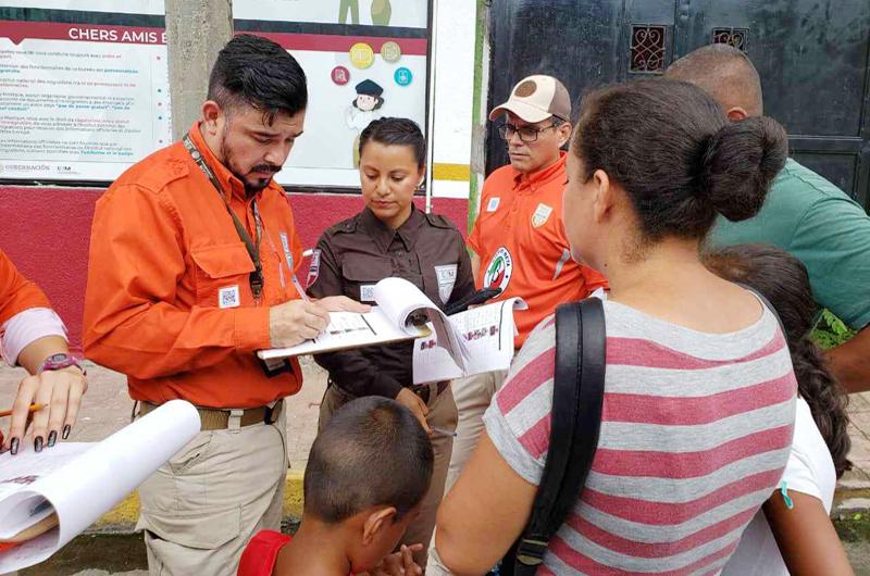 INM estima recibir 505 mil trámites migratorios al finalizar 2019