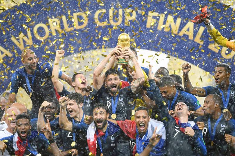 Francia planea crear museo en honor de su selección de futbol