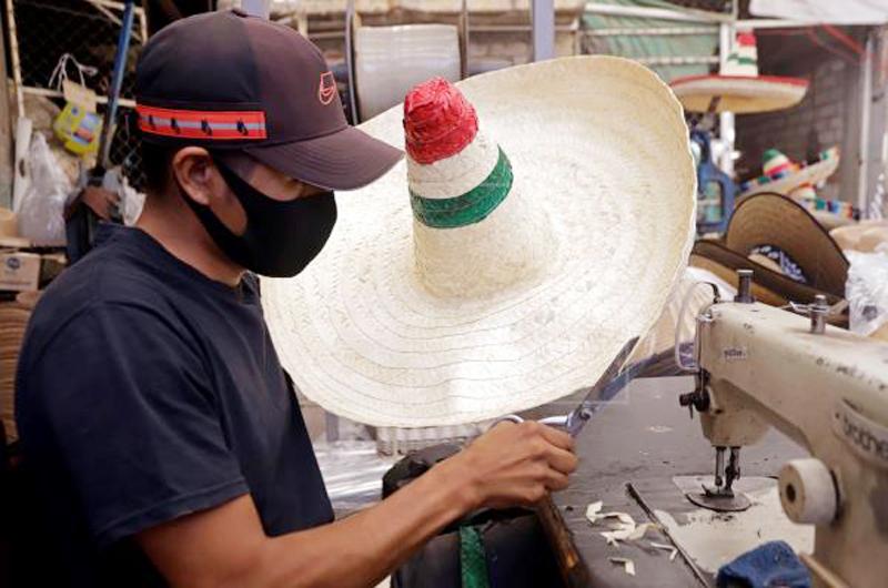 A causa del Coronavirus el sombrero mexicano vive su peor crisis