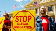 EU: Grupo lanza anuncios contra migrantes