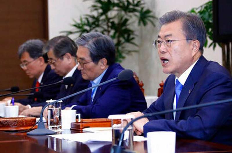 Surcorea busca reanudar proyectos económicos intercoreanos