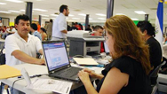 Responden los salvadoreños en la reinscripción al TPS: Tirso Sermeño
