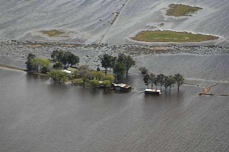 Permitirá uso de tecnologías alertar a la población sobre inundaciones