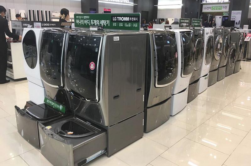 LG, los electrodomésticos del futuro al alcance de la mano
