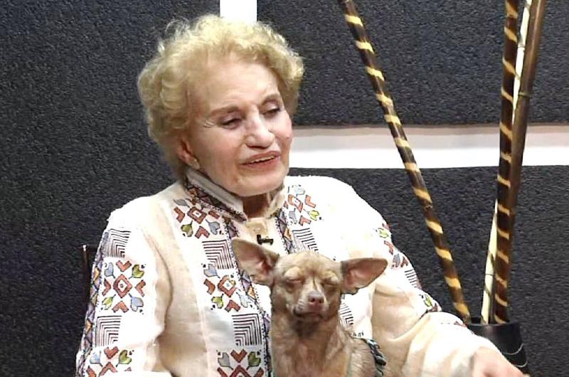 Luego de 60 años de trayectoria, Teresa Selma no piensa en el retiro