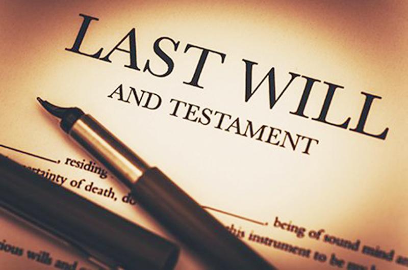 ¿Por qué es importante tener un directriz médico y testamento?
