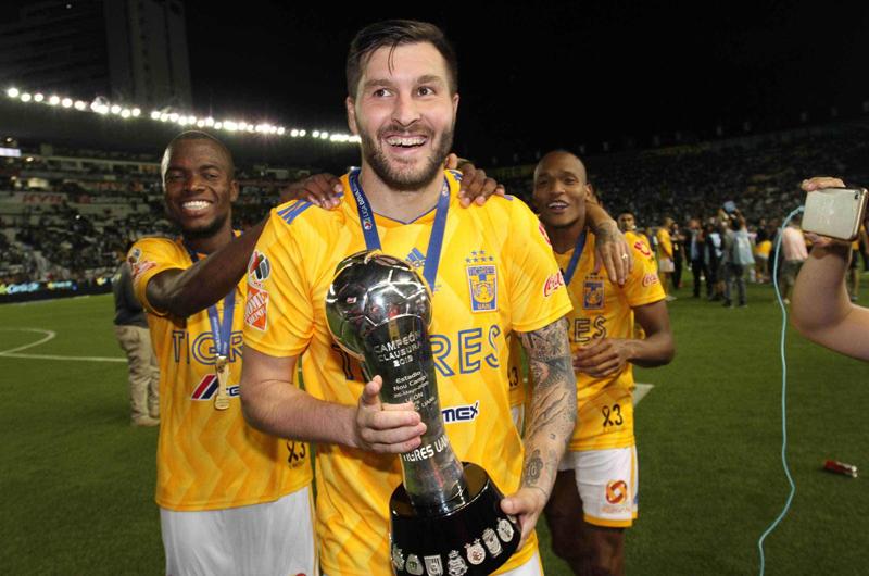 Pide Gignac reconocer a Tigres como un grande del futbol mexicano