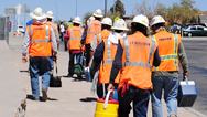 Celebró senador Reid inicio  del proyecto de reparaciones de la calle Flamingo