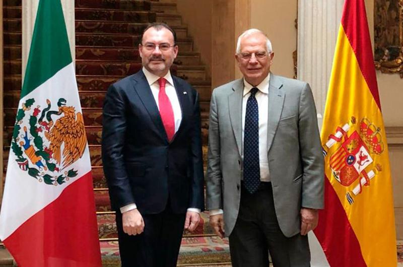 Relación con España es  fundamental para México: Videgaray