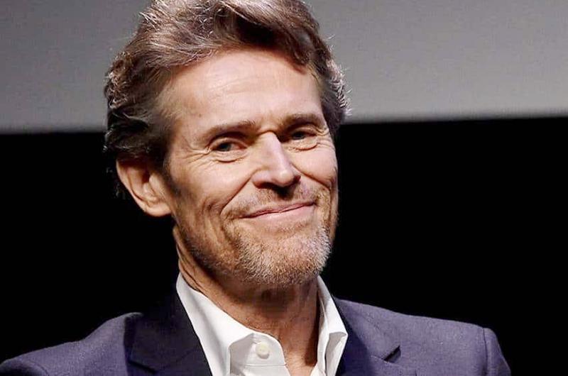 Willem Dafoe confirma mancuerna con Guillermo del Toro en próximo filme