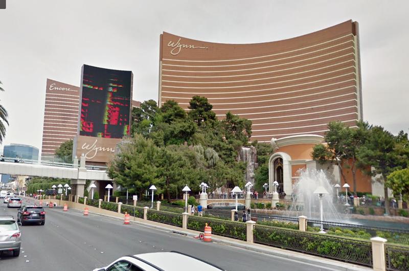 Casinos Wynn y Encore  ya no cobran por estacionamiento