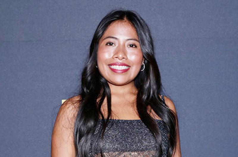 Yalitza Aparicio compite con la experimentada Glenn Close por un Oscar