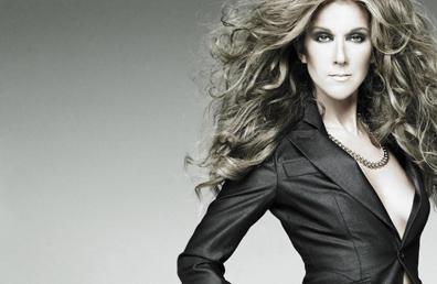 Celine Dion apoya a compatriota en Las Vegas