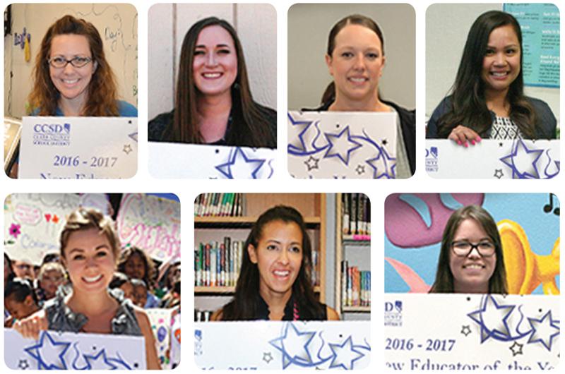 Honraron a siete maestros nuevos por sus contribuciones