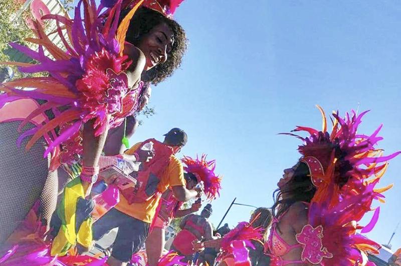 Estarán caribeños en desfile  homenaje a Martin Luther King