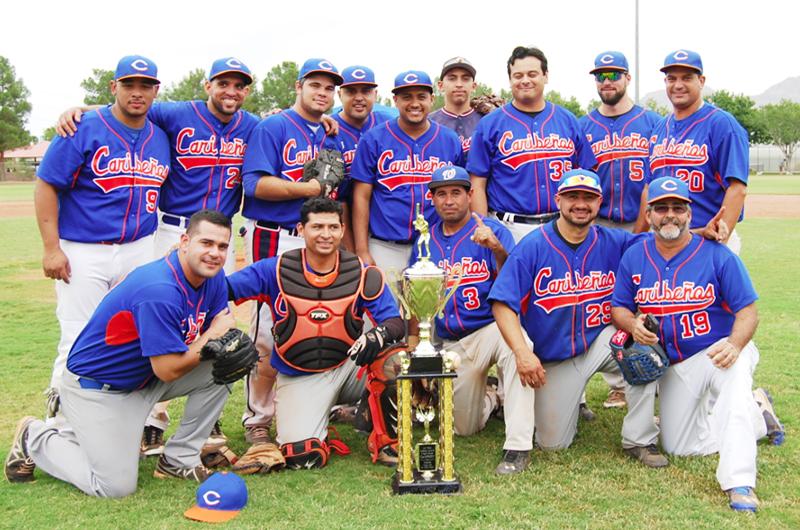 LV Baseball League: Quién dijo que 10 años no es nada