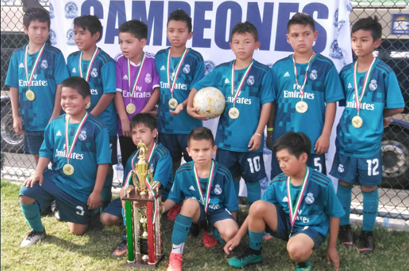 En la Copa Cinco de Mayo: Inter United ratificó su clase al imponerse 8-3