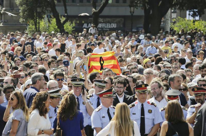 España a la caza de autores de ataques terroristas