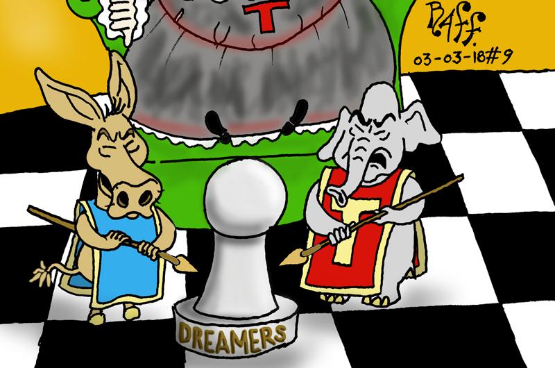 Editorial: Piezas de un ajedrez político