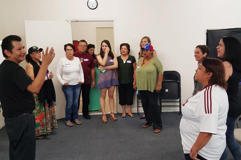 Casa Guerrero en Las Vegas con el propósito de unir para crecer