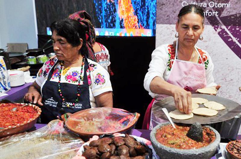 Guanajuato, envuelta en la Cumbre Internacional de la Gastronomía