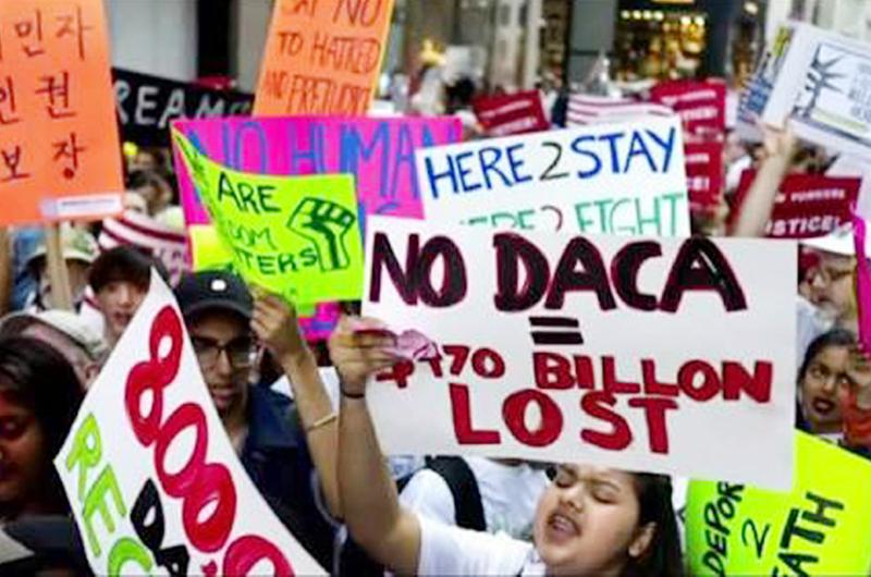 Plantean unidad de migrantes para lograr cambios en Estados Unidos
