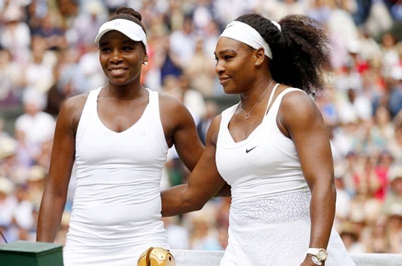 Las hermanas Williams se enfrentarán este lunes en Indian Wells