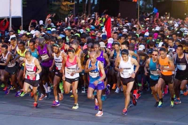 Maratón de la Ciudad de México y más de cien mil consumidores en la Expo