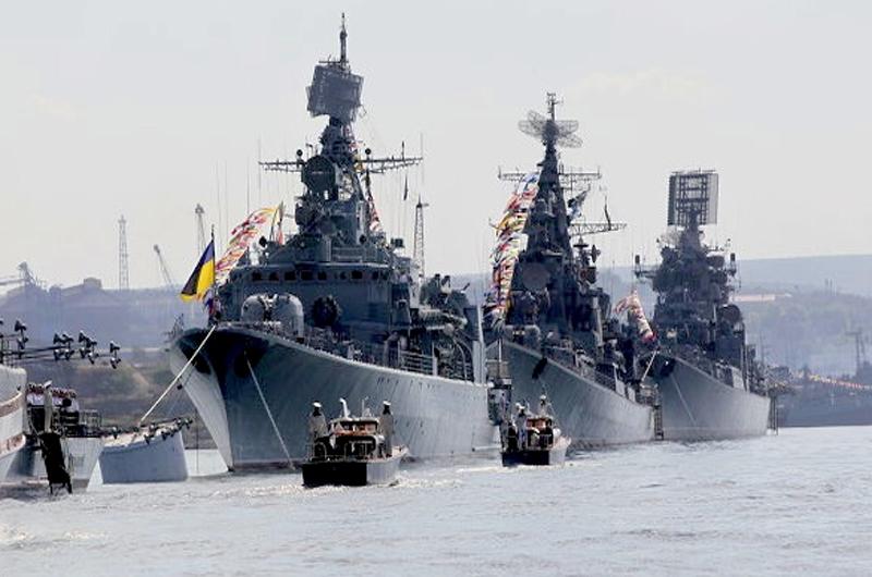 Barcos de guerra protegerán Sochi de posibles ataques durante Mundial