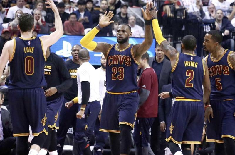 Cleveland barre a Toronto y avanza a final Conferencia Este de NBA
