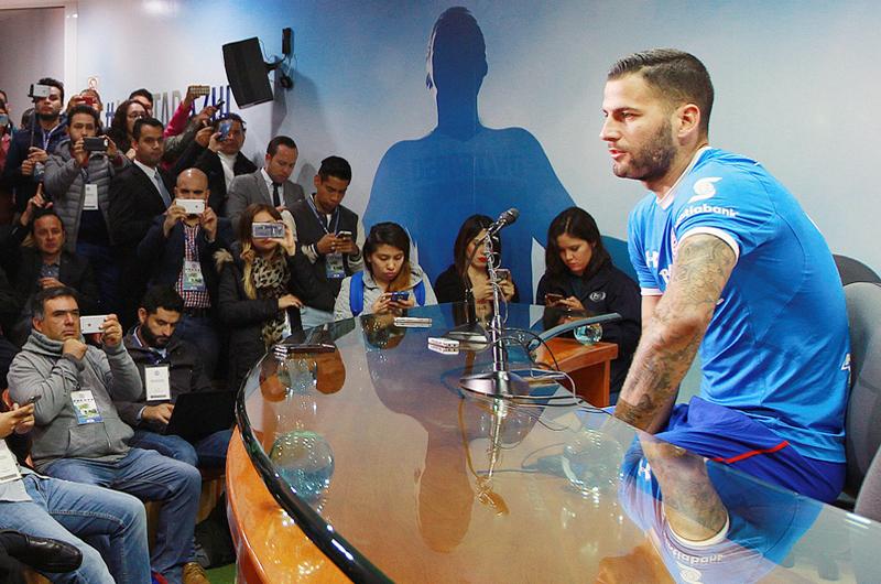 Con tres refuerzos, Cruz Azul tiene mucho por superar en Torneo de Apertura 2017