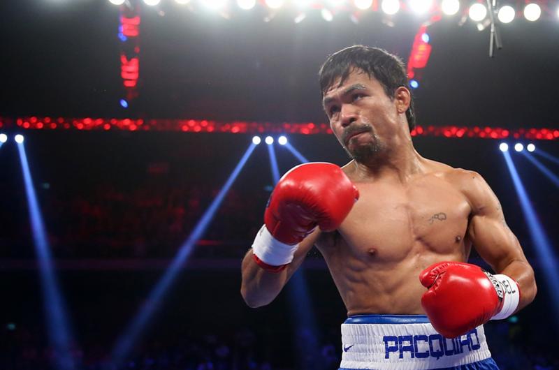 Boxeador Manny Paquiao volverá al ring el próximo 14 de julio