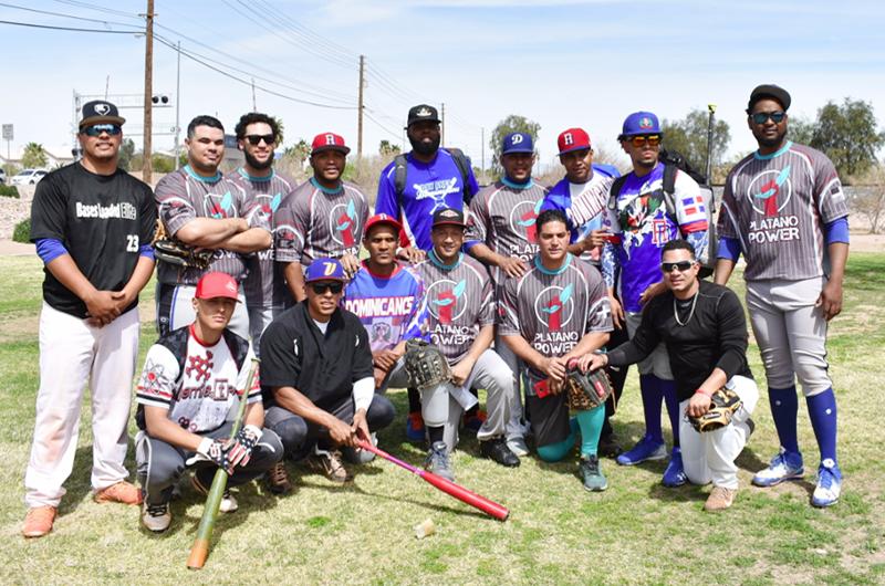 Impresionante victoria de softbolistas dominicanos de Las Vegas