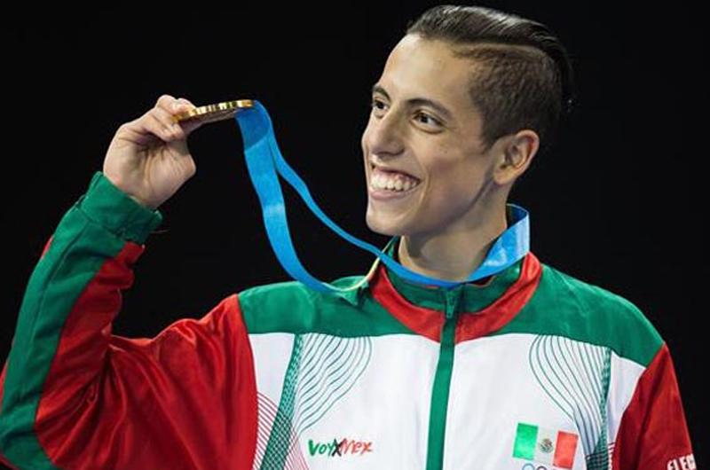 Mexicano Carlos Navarro se queda con bronce en Campeonato Mundial de Taekwondo