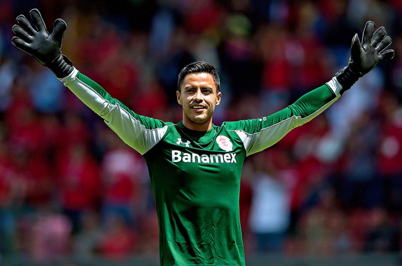 Portero Talavera se ve en Copa del Mundo Rusia 2018