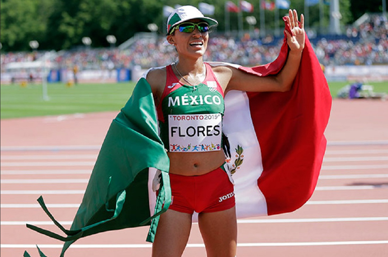 Atletismo mexicano tiene buen desarrollo a pesar de limitaciones