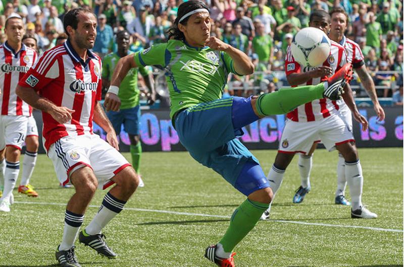 """Chivas confía salir con vida ante Seattle Sounders en """"Concachampions"""