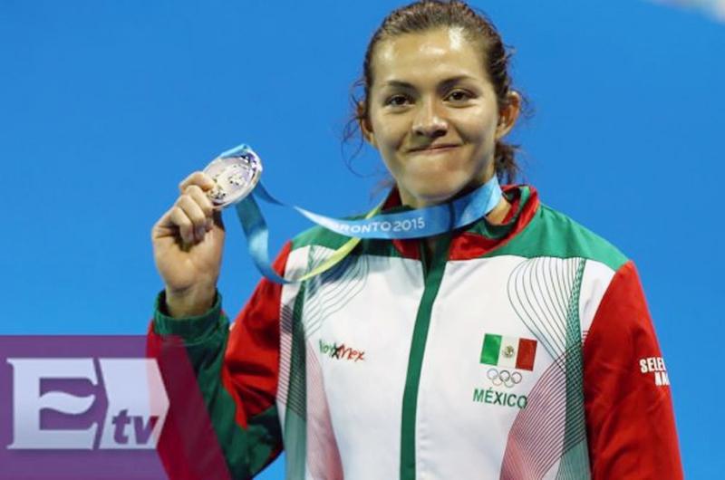 Mexicana María del Rosario Espinoza se queda con bronce en Mundial de Taekwondo