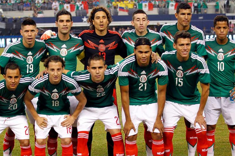 Selección de México sube dos peldaños en clasificación de la FIFA