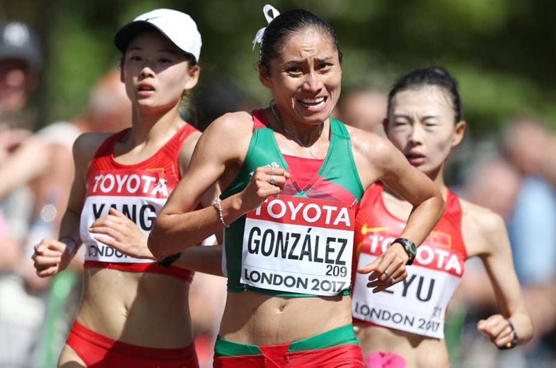 Campeonatos mundiales de atletismo son sinónimo de éxito financiero