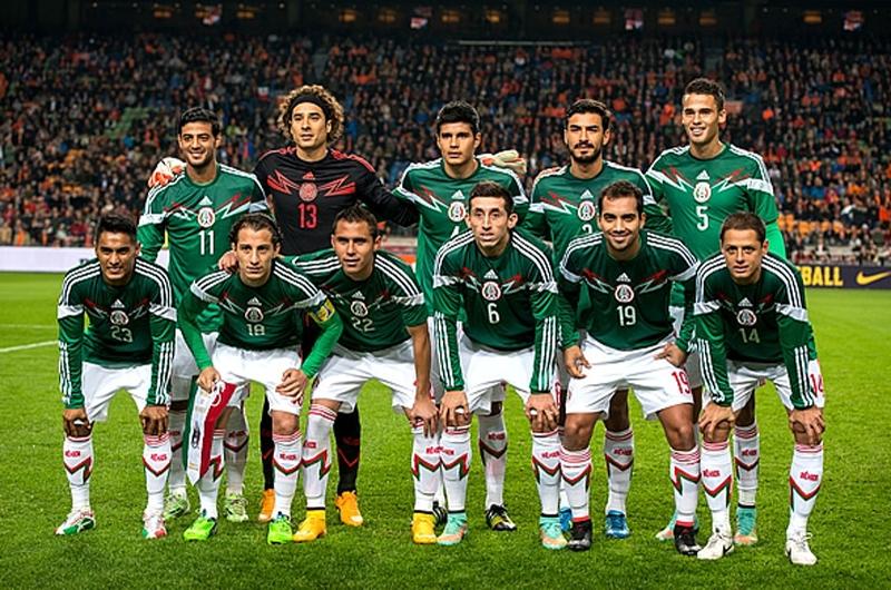Selección de México escala un sitio en clasificación FIFA y se ubica 16