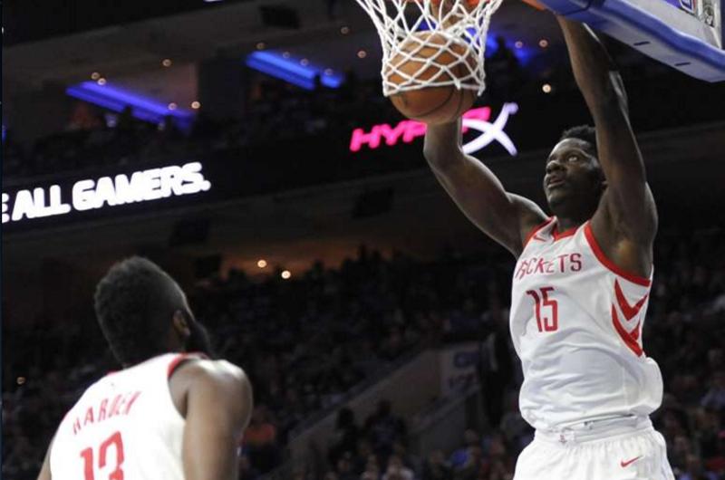 Rockets elimina a Minnesota y avanza a semifinal de Conferencia de NBA