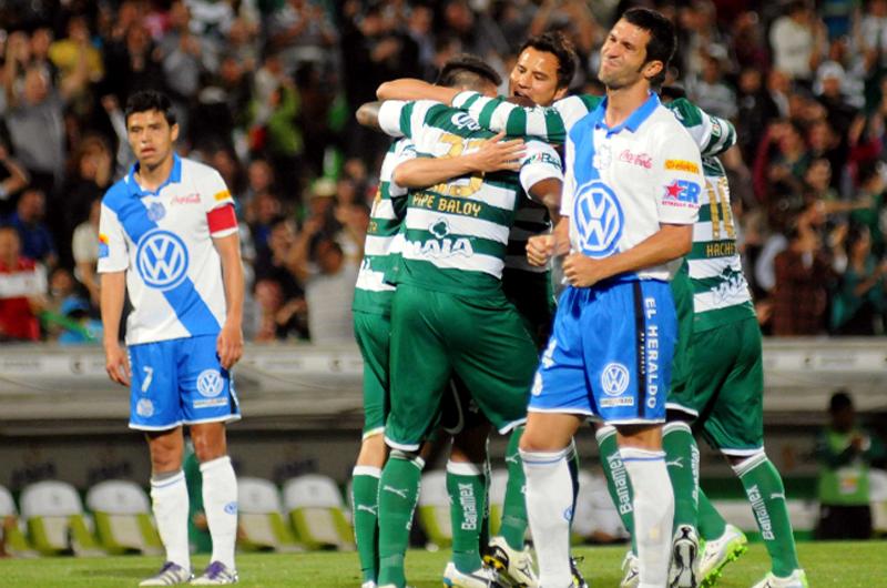 Santos es nuevo líder del Torneo Clausura 2018 de Liga MX