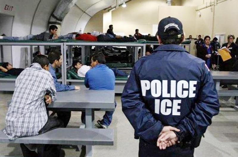 Con Trump baja la cifra de juicios de deportación, pero suben detenciones