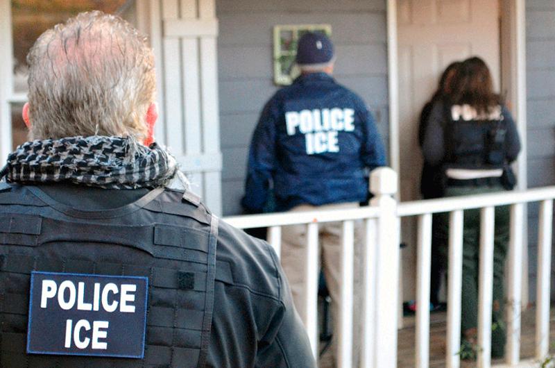 Miedo a deportación evita que migrantes  reporten crímenes en Estados Unidos