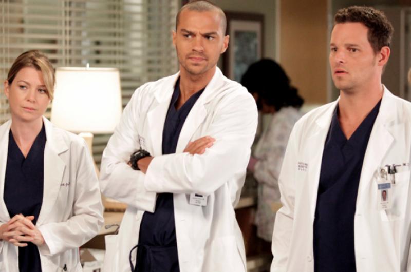 Grey´s Anatomy y las complicaciones de grabar series médicas