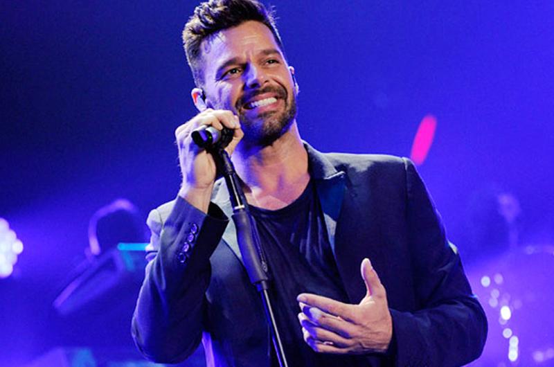 Ricky Martin promete