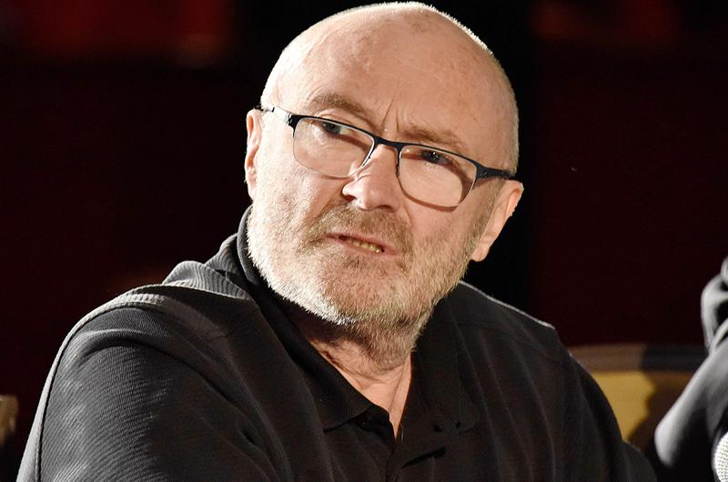 Phil Collins se presentará en México los días 6, 7 y 9 de marzo de 2018