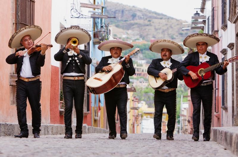 Valoran más la música de mariachi en otros países