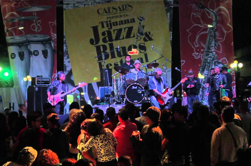Artistas internacionales participarán en el Tijuana Jazz and Blues